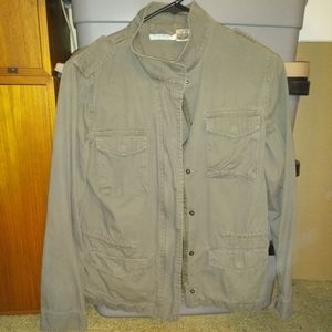 Military Style Tactical Jacket